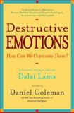 Destructive Emotions - How Can We Overcome Them?, Daniel Goleman, 0553381059