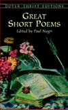 Great Short Poems, , 0486411052
