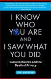 I Know Who You Are and I Saw What You Did, Lori Andrews, 1451651058