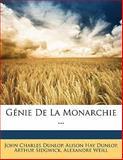 Génie de la Monarchie, John Charles Dunlop and Alison Hay Dunlop, 1141391058