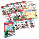 Reading Adventures Mickey Mouse Clubhouse, Level Pre-1, Disney Book Group Staff, 142316105X