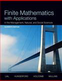 Finite Mathematics with Applications in the Management, Natural, and Social Sciences, Lial, Margaret and Hungerford, Thomas W., 0321931068