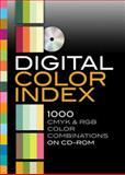 Digital Color Index, Alan Weller, 0486991067