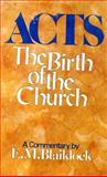Acts, E. M. Blaiklock, 0800711068
