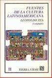 Fuentes de la Cultura Latinoamericana, II, Zea Leopoldo (comp.), 968164106X