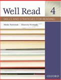 Well Read - Skills and Strategies for Reading, Laurie Bliss and Mindy Pasternak, 0194761061