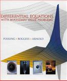 Differential Equations with Boundary Value Problems, Polking, John and Boggess, Albert, 0130911062