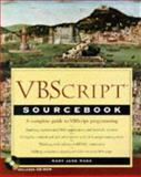 VBScript Sourcebook, Mary Jane Mara, 047119106X