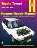 Toyota Tercel, 1987-1994, John Haynes, 1563921065