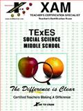 TEXES Social Science Middle School 9781581971064