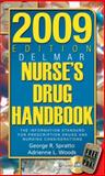 Nurses Drug Handbook 2009, Spratto, George R. and Woods, Adrienne L., 1428361065