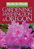 Gardening in Washington and Oregon, Mary Robson, 1591861063