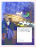 Critical Readings in Social Psychology, Langdridge, Darren and Taylor, Stephanie, 0335221068