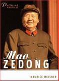 Mao Zedong : A Political and Intellectual Portrait, Meisner, Maurice, 0745631061