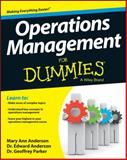 Operations Management for Dummies 1st Edition