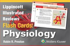 Lir Flash Cards Physiology, Preston, 1451191065