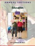 Annual Editions: Education 12/13, Evers, Rebecca, 0078051061