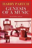 Genesis of a Music, Harry Partch, 030680106X