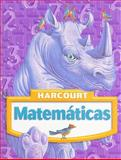 Mathemáticas, Harcourt School Publishers Staff, 0153411066