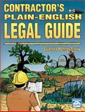 Contractor's Plain-English Legal Guide, Story, Quenda Behler, 1572181060