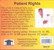 Patient Rights, Farb, Daniel, 159491107X