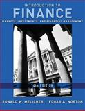 Introduction to Finance : Markets, Investments, and Financial Management, Melicher, Ronald W. and Norton, Edgar A., 0470561076