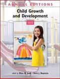 Annual Editions: Child Growth and Development 12/13, Junn, Ellen and Boyatzis, Chris, 007805107X