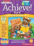 Achieve!: Pre-Kindergarten, Learning Company, Inc. Staff, 0547791070