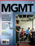 MGMT6 (with Career Transitions Printed Access Card), Chuck Williams, 1285091078