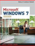 Microsoft Windows 7 : Essential, Shelly, Gary B. and Freund, Steven M., 1439081077