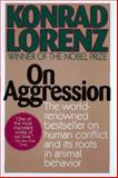 On Aggression, Lorenz, Konrad, 1567311075