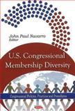 U. S. Congressional Membership Diversity 9781617281075