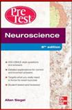 Neuroscience Pretest Self-Assessment and Review, 8th Edition, Siegel, Allan, 0071791078