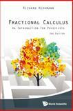 Fractional Calculus, Richard Herrmann, 9814551074