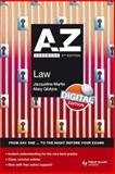 A-Z Law Handbook, Martin, Jacqueline and Gibbins, Mary, 0340991070