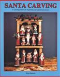 Santa Carving, Ron Ransom, 0887401074