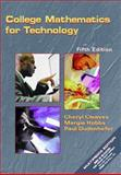 College Mathematics for Technology, Cleaves, Cheryl S. and Hobbs, Margie J., 0130861073
