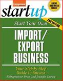 Start Your Own Import/Export Business, Dorsey, Jennifer, 1599181088