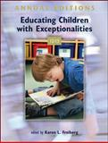 Educating Children with Exceptionalities 12/13, Freiberg, Karen, 0078051088