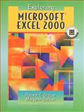 Exploring MS Excel 2000, Grauer, Robert T. and Barber, Maryann, 0130111082