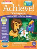 Achieve!: Kindergarten, Learning Company Staff, 0547791089