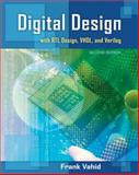 Digital Design with RTL Design, Verilog and VHDL, Vahid, Frank, 0470531088