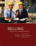 Selling : Building Partnerships, Weitz, Barton A. and Castleberry, Stephen B., 007338108X