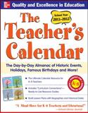 The Teachers Calendar 2011-2012, Chase's Calendar of Events Editors, 007176108X