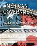 American Government, Walter Volkomer, 0132211084