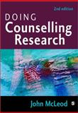Doing Counselling Research, McLeod, John, 0761941088