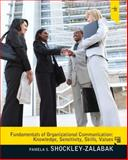 Fundamentals of Organizational Communication, Shockley-Zalabak, Pamela S., 020578108X