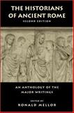 The Historians of Ancient Rome 9780415971089
