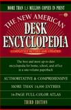 The New American Desk Encyclopedia, Meridian Editors and Concord Reference Staff, 0452011094