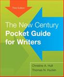 The New Century Pocket Guide for Writers, Hult, Christine A. and Huckin, Thomas N., 0205661092